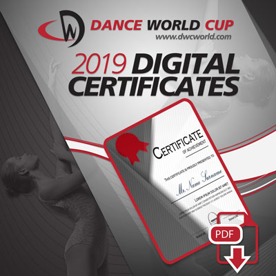 DWC Digital Certificates