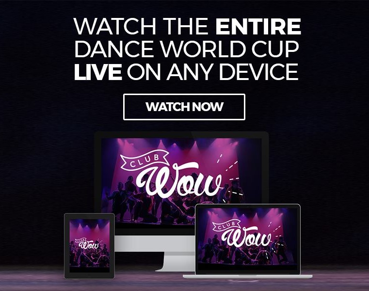 Watch the entire DWC Finals Live on any device
