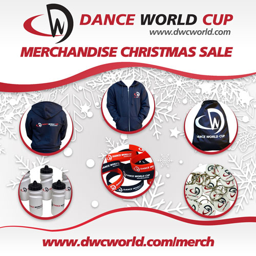 DWC Merchandise Christmas Sale