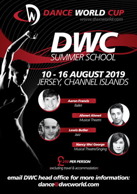 Dance World Cup 2019 Summer School