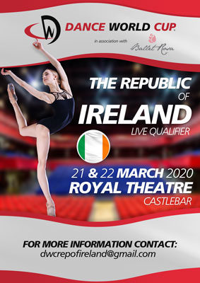 The Republic of Ireland Qualifier