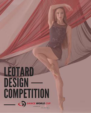 Ballet Rosa Leotard Design Competition
