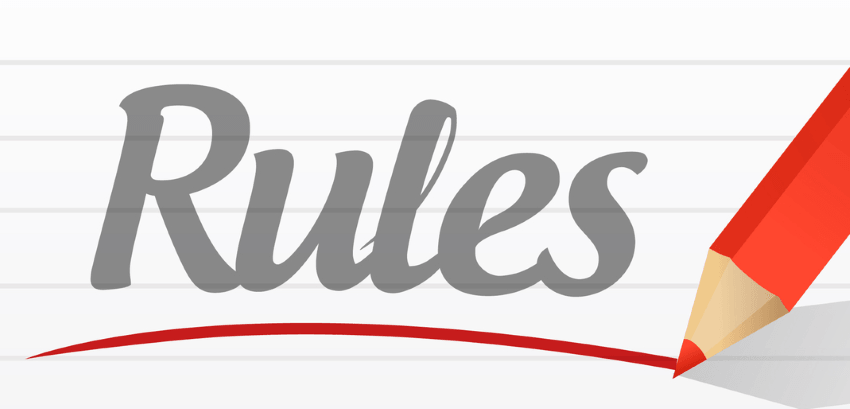 Updated Rules for 2019
