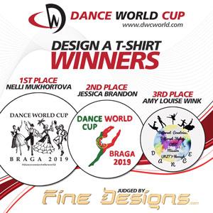 Design a T-shirt Winners